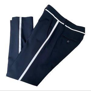 Vince Women's Black Wool Pant size 8